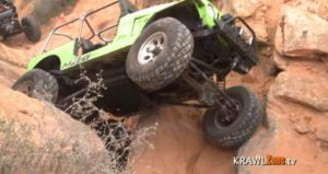 Chain Reaction Trail Jeep rock crawling 2