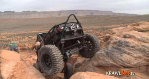Chain Reaction Trail Jeep rock crawling 5