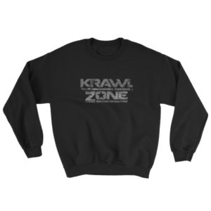 Get the all new Pull Over Hoodie from KrawlZone