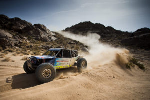 Jason Shearer at the King of the Hammers